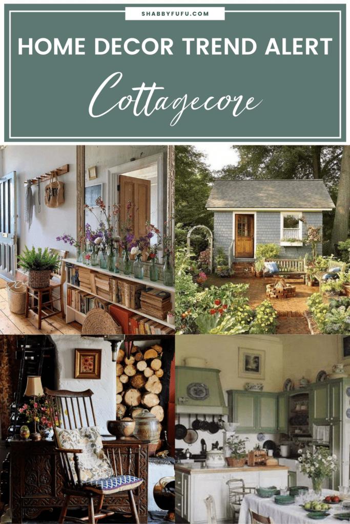 Cottagecore design trend