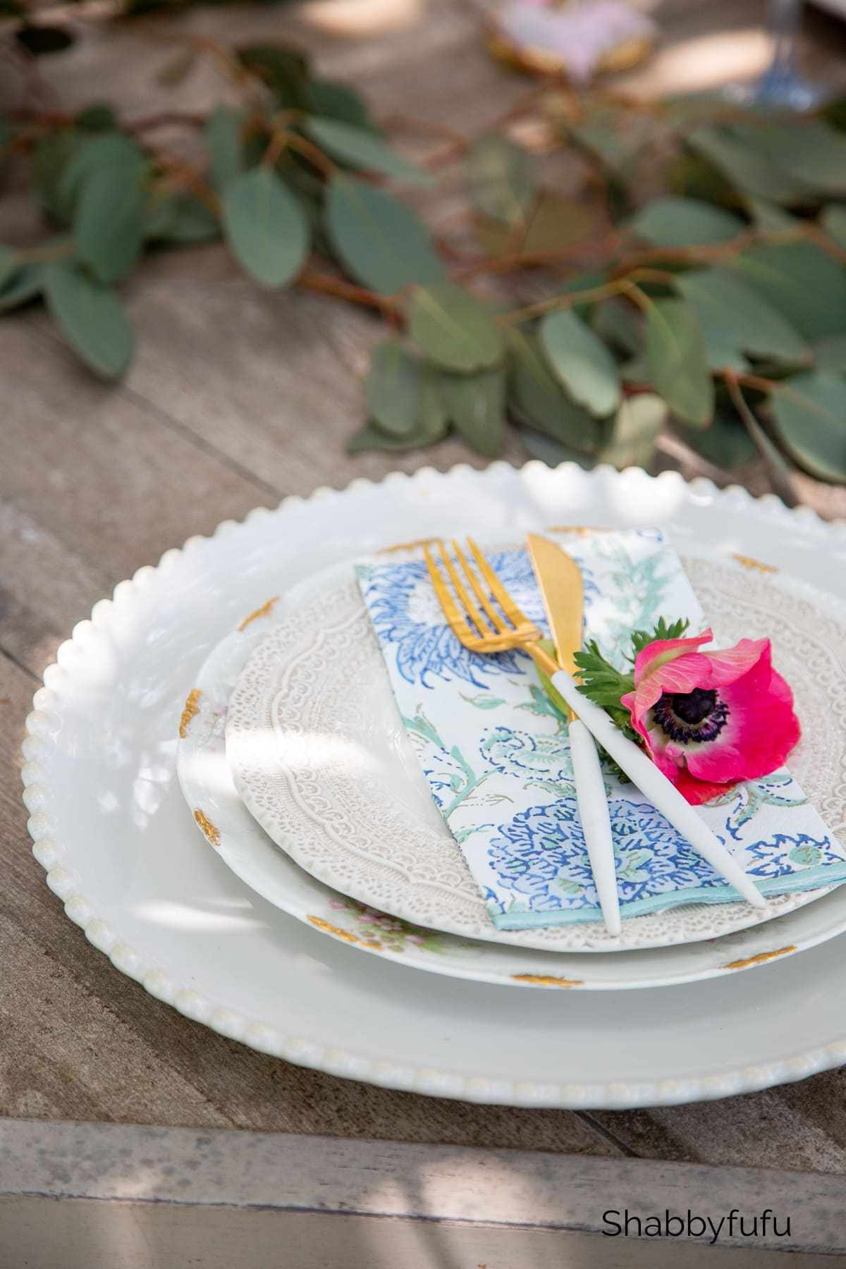 outdoor entertaining mothers day celebration ideas