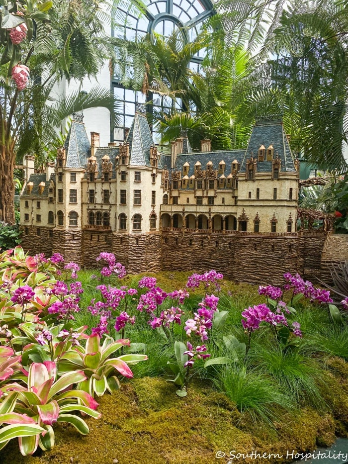 partial image of model Biltmore House