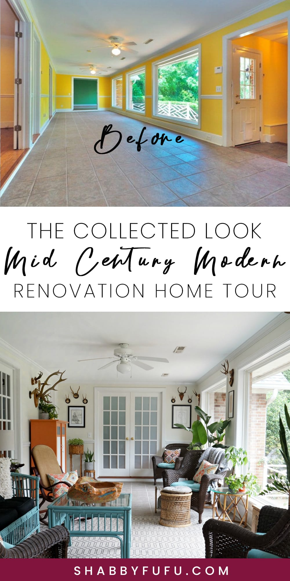 Shabbyfufu - Maggie Overby Home Tour
