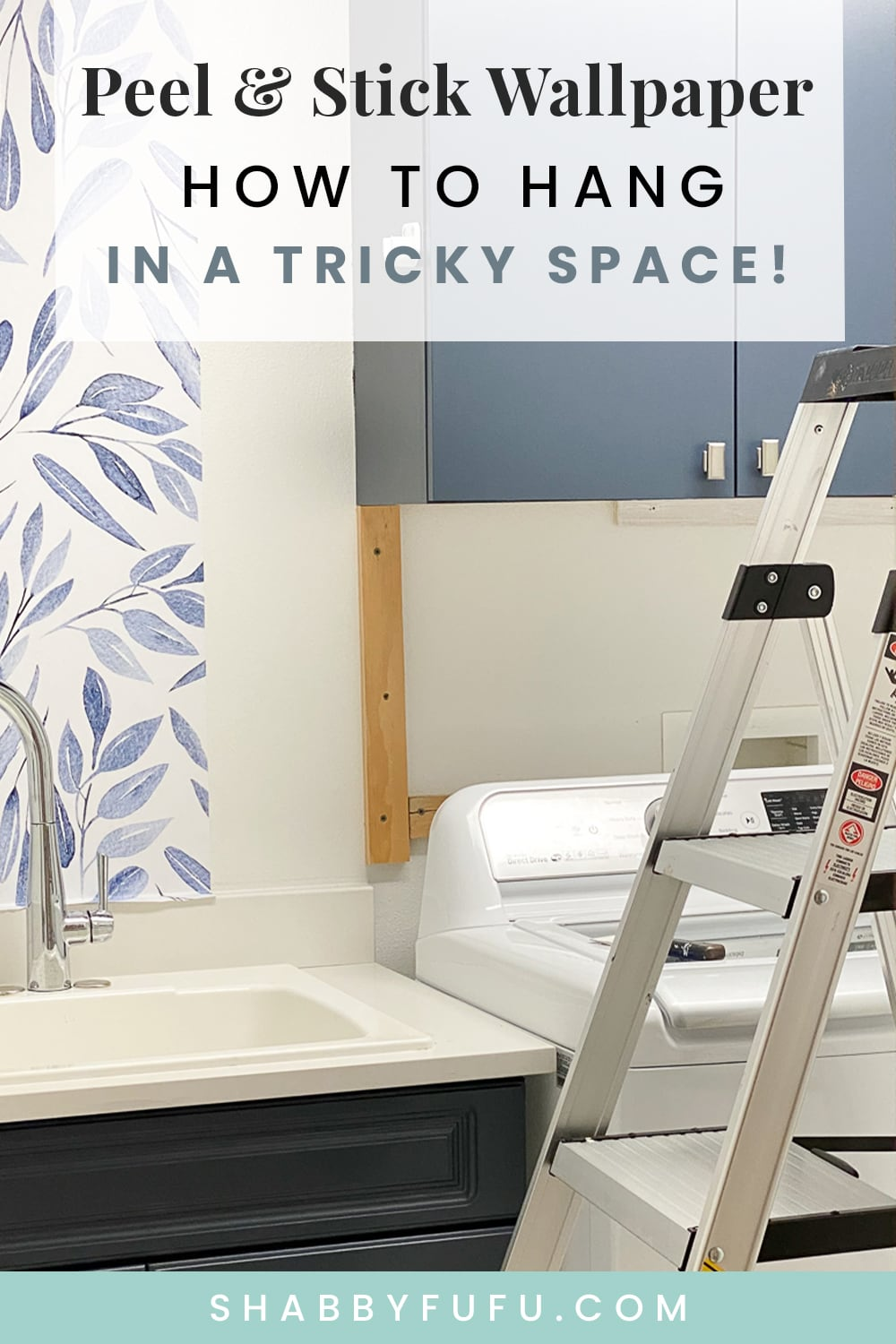 Peel And Stick Wallpaper - Working In A Difficult Space