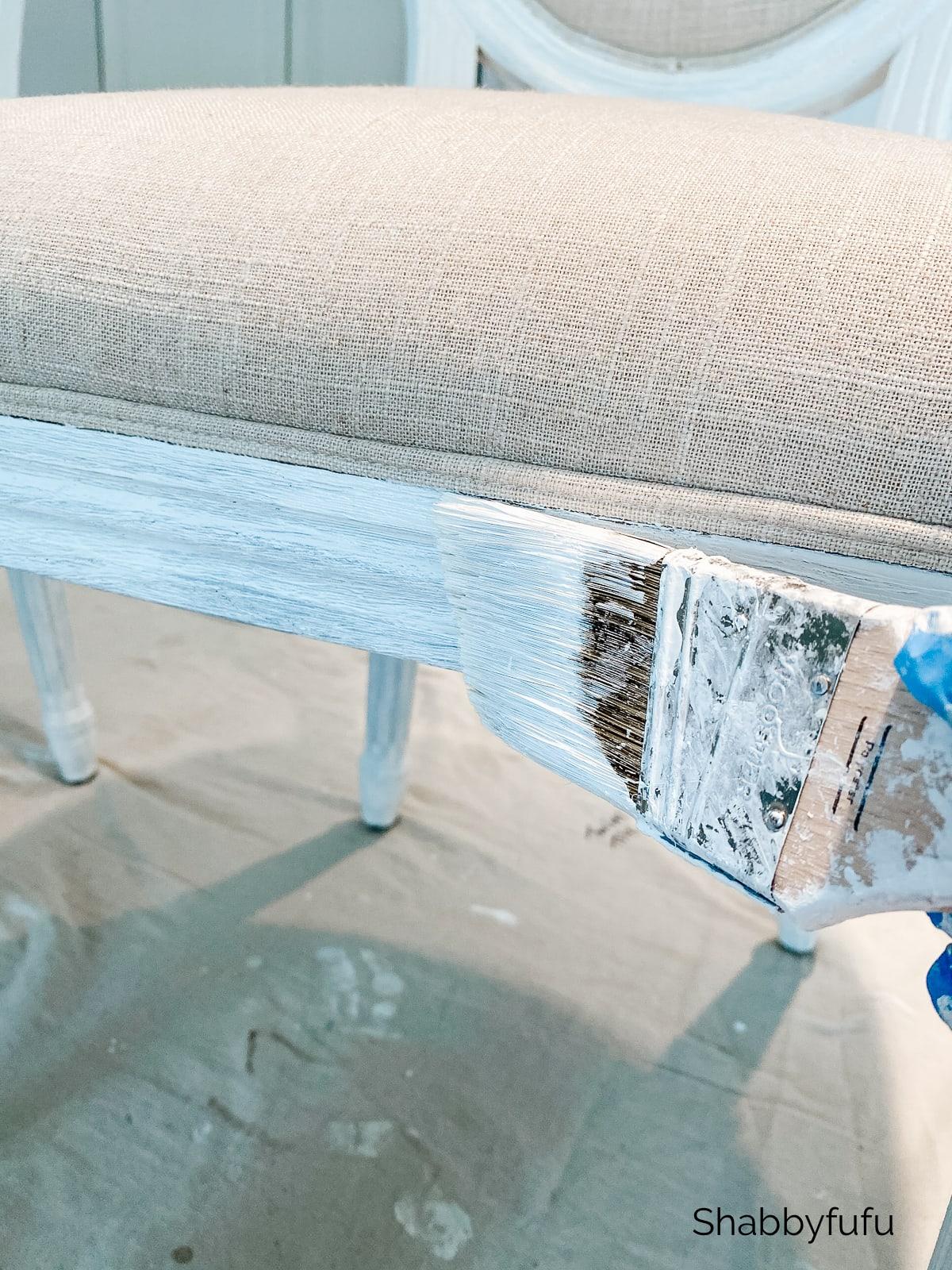 paint furniture without chalk paint
