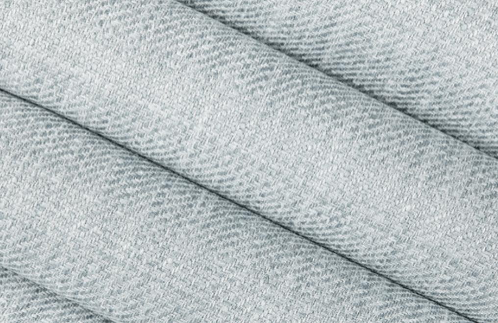 Crypton performance fabric pale blue