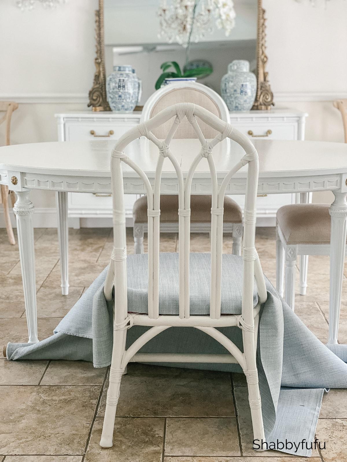 chair fabric