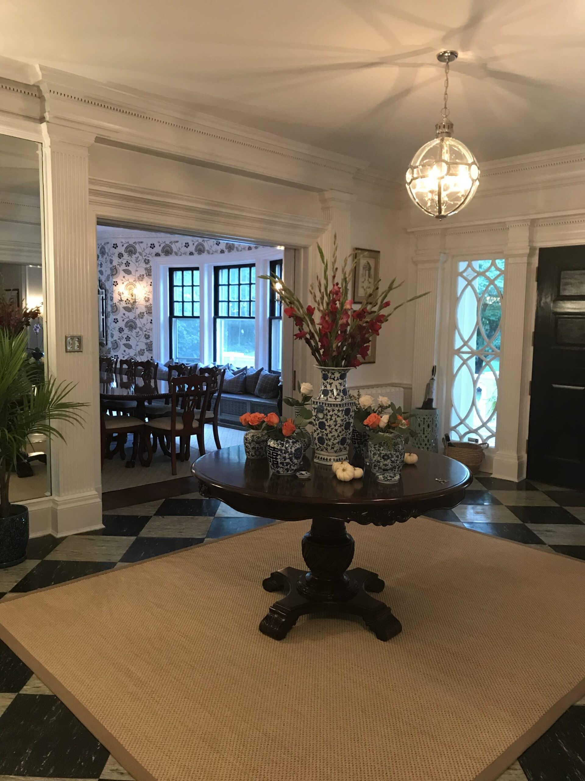 Beekman Terrace foyer