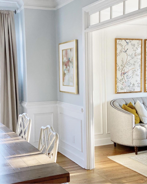grandmillenial dining room