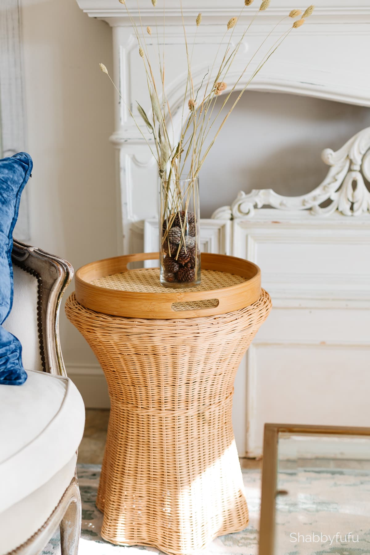 wicker and rattan for fall