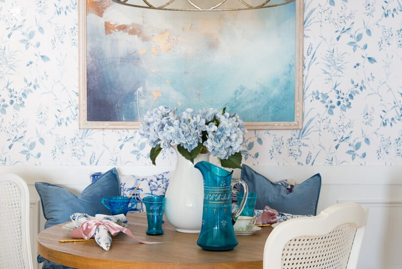 How To Build A Simple Breakfast Room Banquette